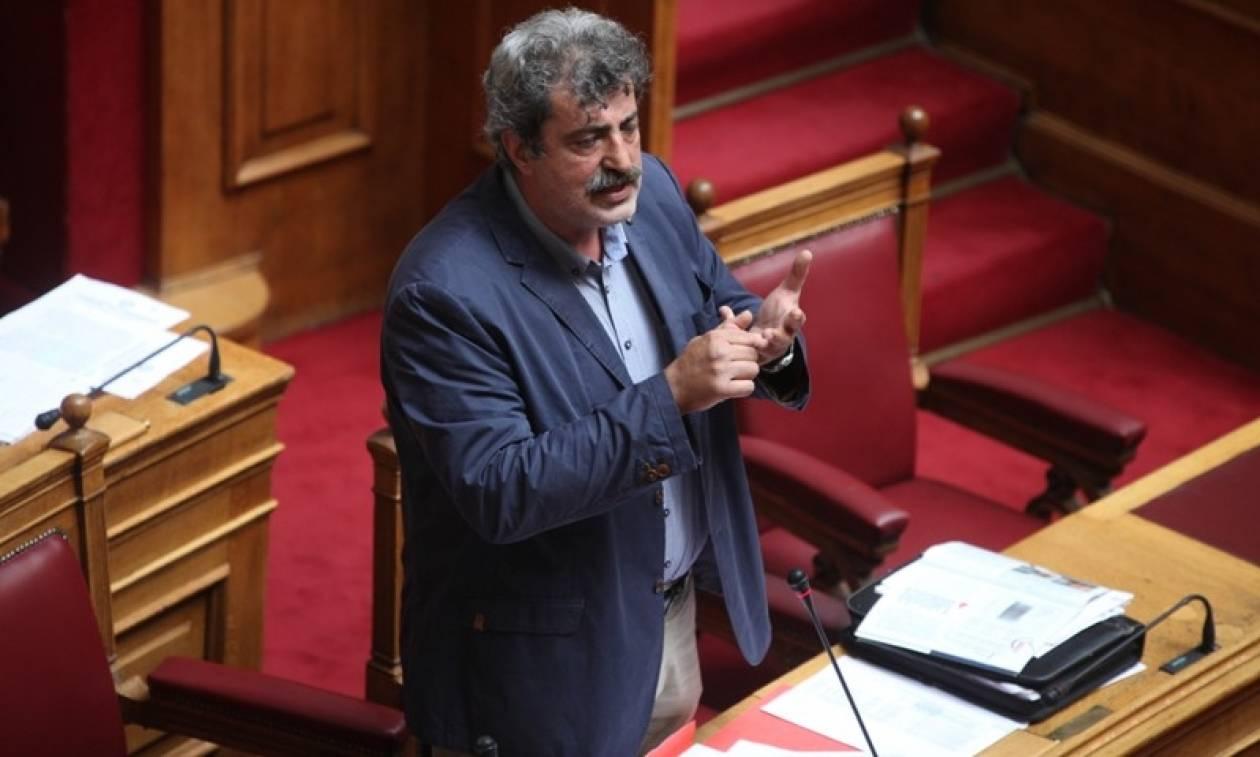 Στον αντιεισαγγελέα του Αρείου Πάγου κατέθεσε ο Πολάκης για τις καταγγελίες για τους δικαστές