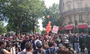 Γαλλία: Χιλιάδες διαδηλωτές στους δρόμους κατά του νομοσχεδίου των εργασιακών (pics)