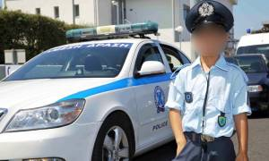 Η Ελληνική Αστυνομία εκπλήρωσε άλλη μια παιδική ευχή..
