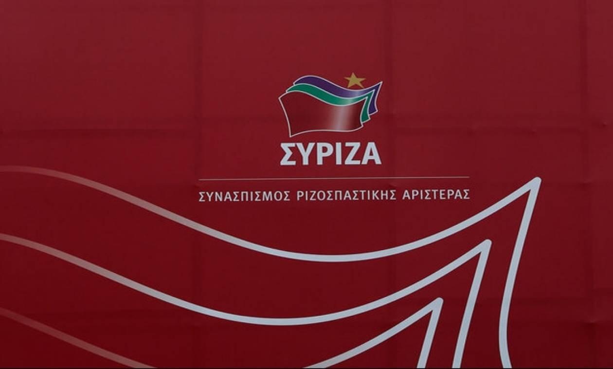 Διάβημα διαμαρτυρίας βουλευτών  του ΣΥΡΙΖΑ για τα όσα είπε ο Αυστριακός ΥΠΕΞ