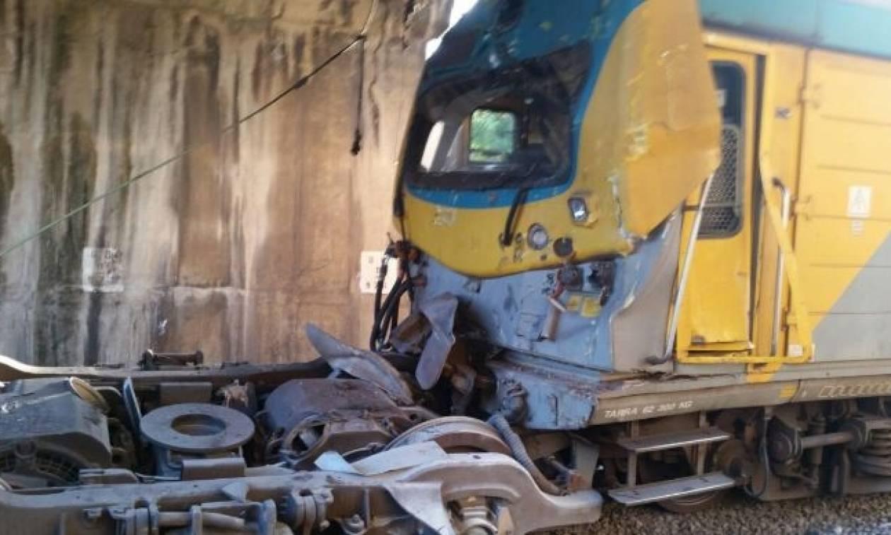 Τουλάχιστον 130 τραυματίες σε σιδηροδρομικό ατύχημα στην Αφρική (pics+vid)