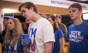Δημοψήφισμα Βρετανία: Οριακά μπροστά το Bremain με διαφορά 0,4%