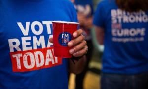 Δημοψήφισμα Βρετανία: Στο 71,2% η συμμετοχή σε εθνικό επίπεδο
