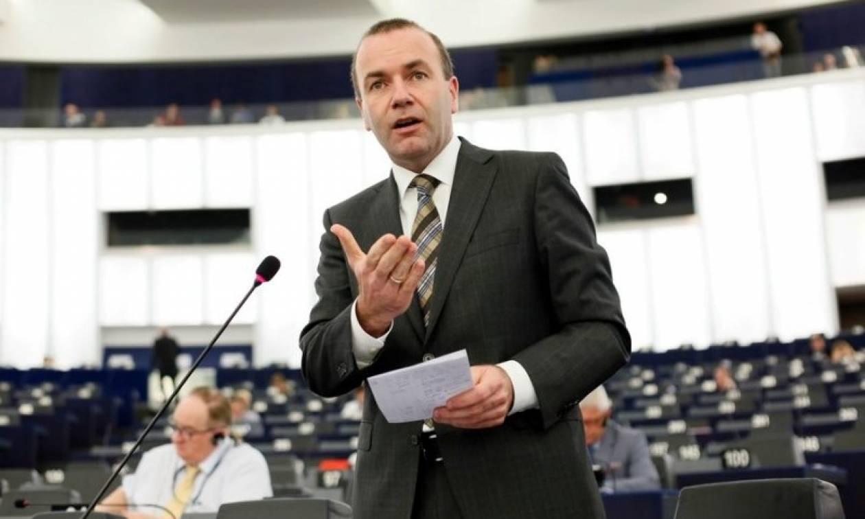 Brexit αποτελέσματα: «Λυπούμαστε για την απόφαση των Βρετανών» δηλώνει ο Μάνφρεντ Βέμπερ
