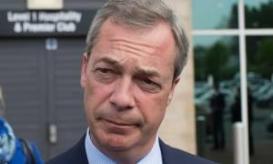 Αποτελέσματα Brexit - Φάρατζ: Ο Κάμερον πρέπει να παραιτηθεί (Vid)
