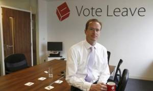 Brexit αποτελέσματα:Ο Κάμερον πρέπει να παραμείνει πρωθυπουργός, δηλώνει ο επικεφαλής του Vote Leave