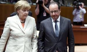 Αποτελέσματα Brexit – Παίρνουν «φωτιά» τα τηλέφωνα - Επικοινωνία Ολάντ - Μέρκελ