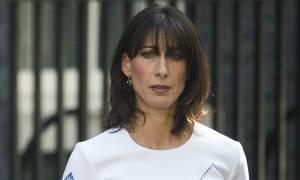 Brexit Αποτελέσματα: Έντονη συναισθηματική φόρτιση και δάκρυα από τη σύζυγο του Κάμερον (Pics)