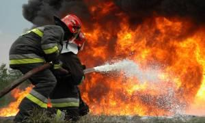 «Συναγερμός» για φωτιά στη Θέρμη και την Πυλαία