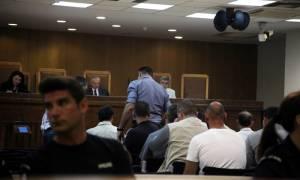 Δίκη Χρυσής Αυγής: Δύο κατηγορούμενους αναγνώρισε μάρτυρας - φίλος του Παύλου Φύσσα