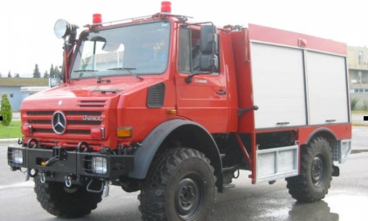 Νέες πυρκαγιές εκδηλώθηκαν περιφερειακά της Θεσσαλονίκης