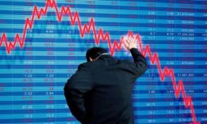 Απειλή παγκόσμιου κραχ λόγω Brexit - «Ελεύθερη πτώση» στις αγορές, στο «κόκκινο» οι τράπεζες