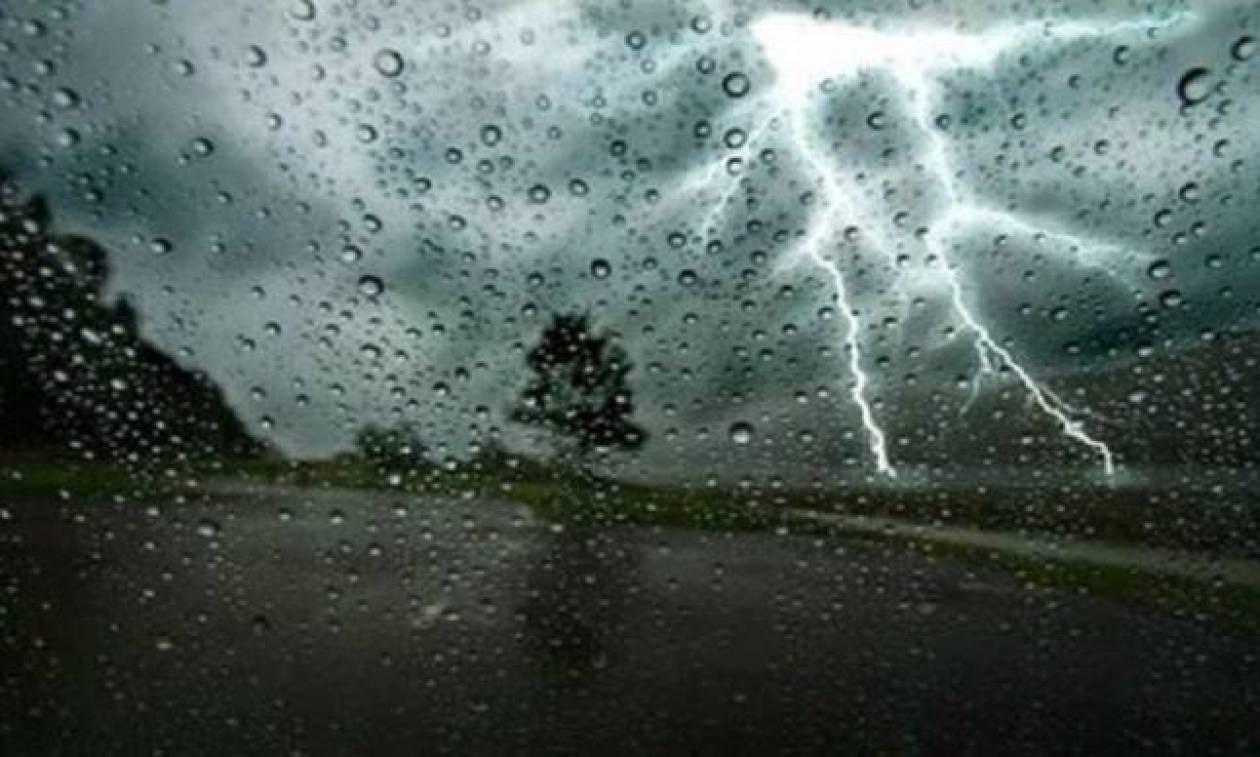 Αλλάζει  ο καιρός το Σάββατο (25/6): Έρχονται βροχές και καταιγίδες - Αναλυτική πρόγνωση