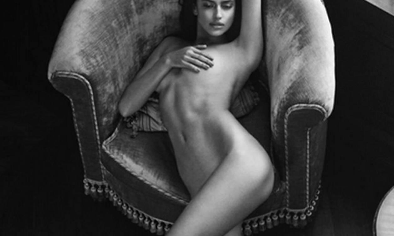 Η Ιρίνα Σάικ ολόγυμνη στο Instagram (photo)