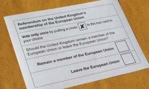 Brexit: Πάνω από 500.000 υπογραφές για επανάληψη δημοψηφίσματος