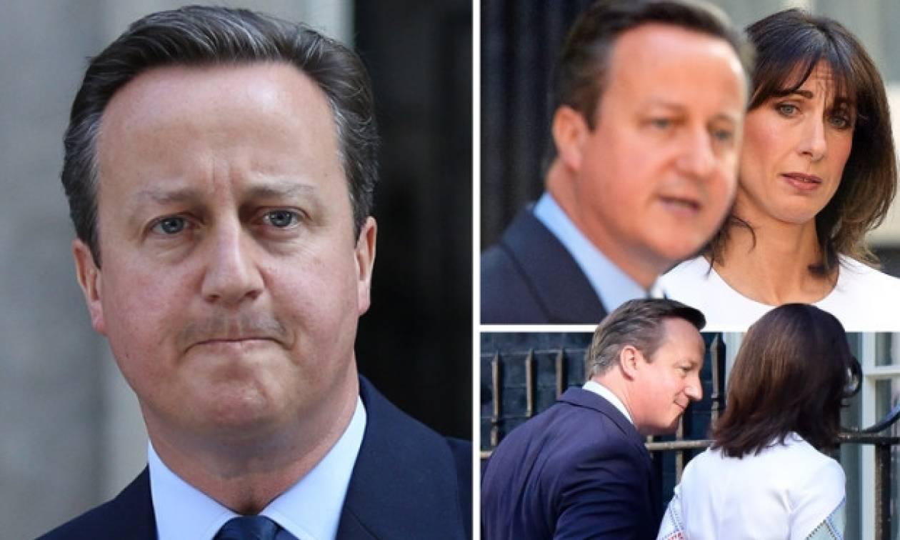 Brexit - Η ατάκα του Κάμερον μετά την παραίτηση: «Γιατί να φάω εγώ τα σκ...;»