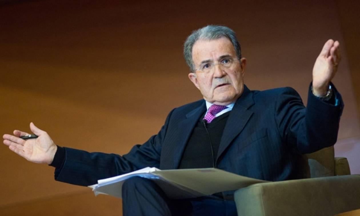 Πρόντι: H Eυρωπαϊκή Ένωση μπορεί να ξαναγεννηθεί ή να χρεοκοπήσει