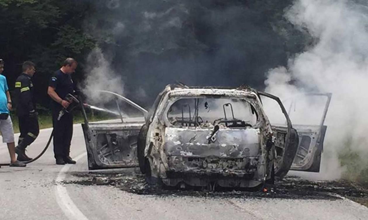 Καλαμπάκα: Κόντεψαν να καούν ζωντανοί – Τι συνέβη; (pics)