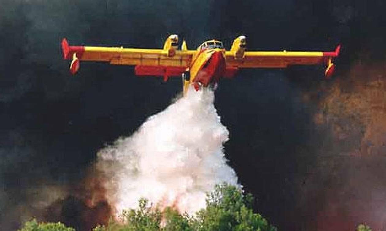Φωτιά Δερβενοχώρια - Ανακοίνωση ΠΑΣΟΚ: «Οι πιλότοι επιτελούν μέγιστη υπηρεσία προς τη χώρα»