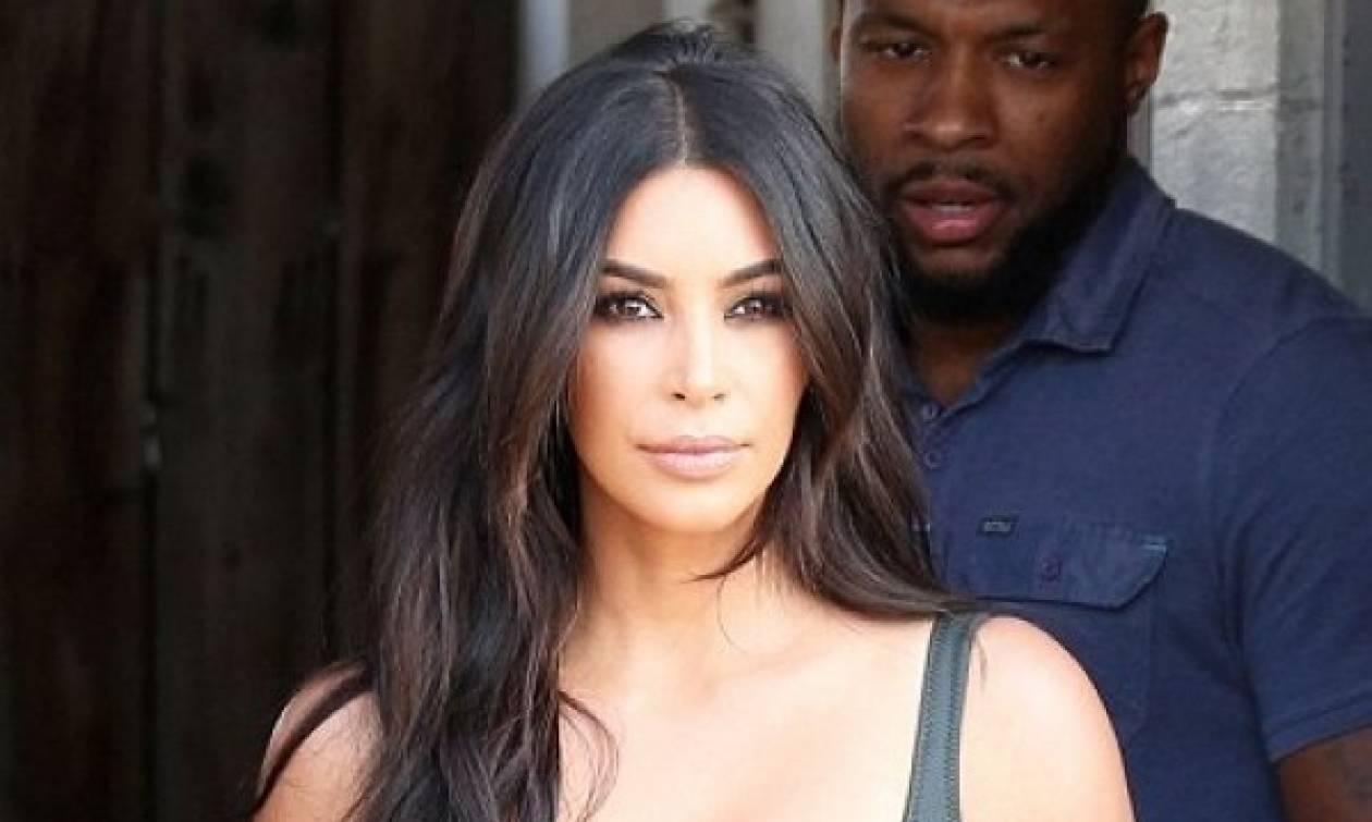 Συμβαίνει ακόμα και στους μεγαλύτερους stars: Η αμήχανη στιγμή της Kim Kardashian