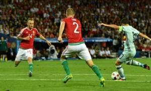 Euro 2016: Τα... μαγικά του Αζάρ (video)