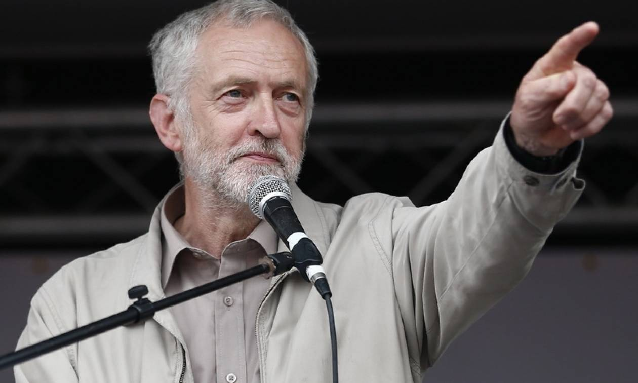 Brexit: Ανατροπή - Ο Κόρμπιν δεν θα παραιτηθεί από την ηγεσία των Εργατικών