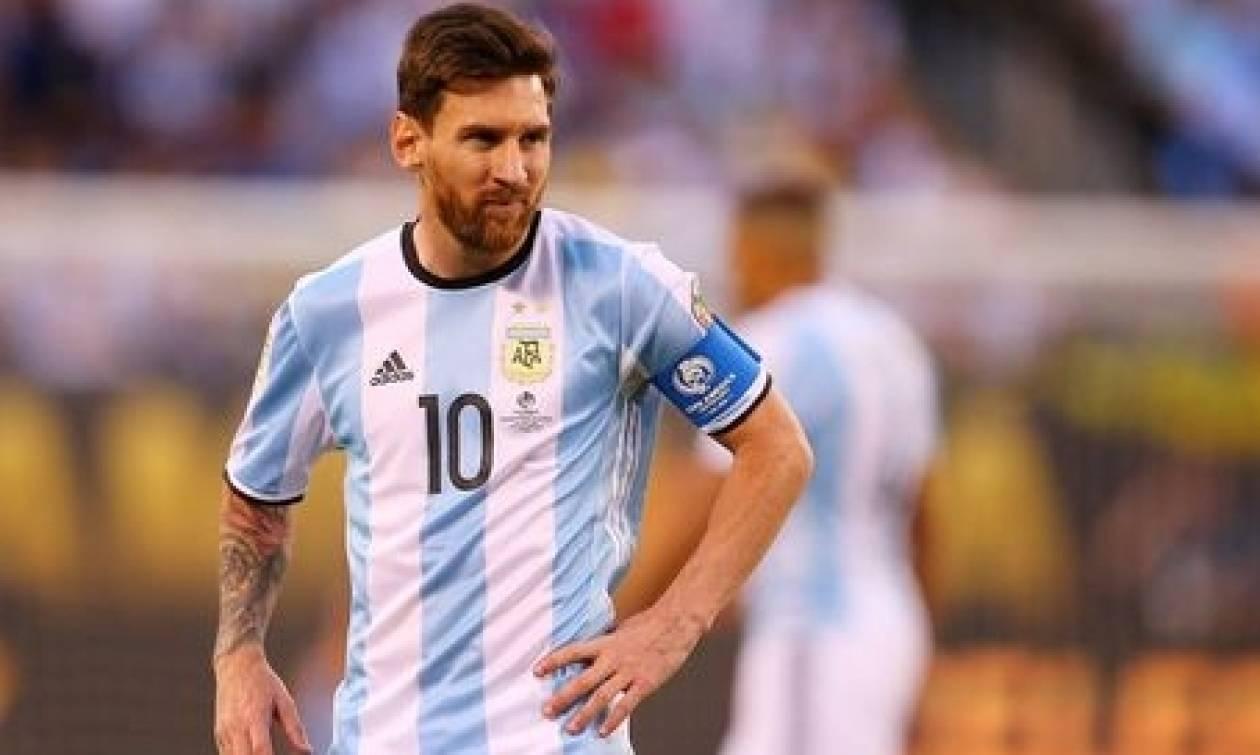 ΣΟΚ στο παγκόσμιο ποδόσφαιρο: «Τέλος» ο Μέσι από την Εθνική Αργεντινής
