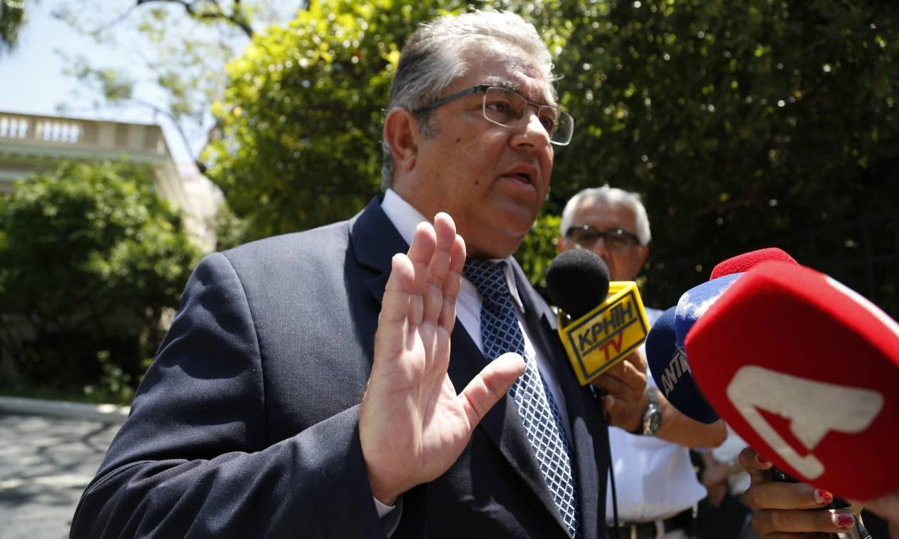 «Εάν ο ΣΥΡΙΖΑ καταθέσει νόμο για απλή και άδολη αναλογική το ΚΚΕ θα τον στηρίξει»