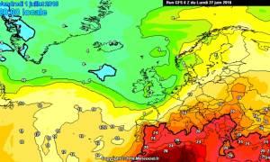 Καιρός: Ποδαρικό με νέο καύσωνα θα κάνει ο Ιούλιος