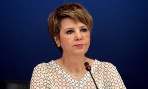 Γεροβασίλη: Η Ελλάδα αποτελεί πυλώνα ασφάλειας και σταθερότητας