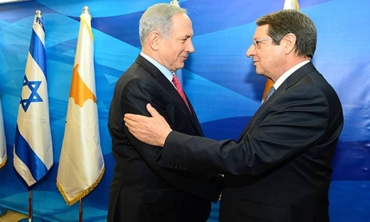 Νετανιάχου σε Αναστασιάδη: Δεν επηρεάζονται οι σχέσεις με το Ισραήλ από τη συμφωνία Τελ Αβίβ-Άγκυρας