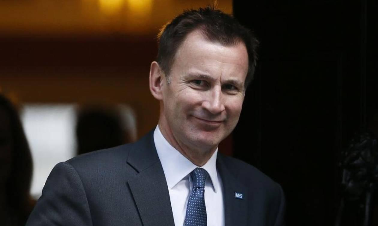 Brexit: Ο βρετανός υπουργός Yγείας «ελπίζει» σε επανάληψη του δημοψηφίσματος