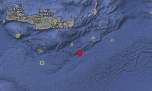 Σεισμός: Στο χορό των Ρίχτερ η Κρήτη – Δύο σεισμοί μέσα σε μισή ώρα