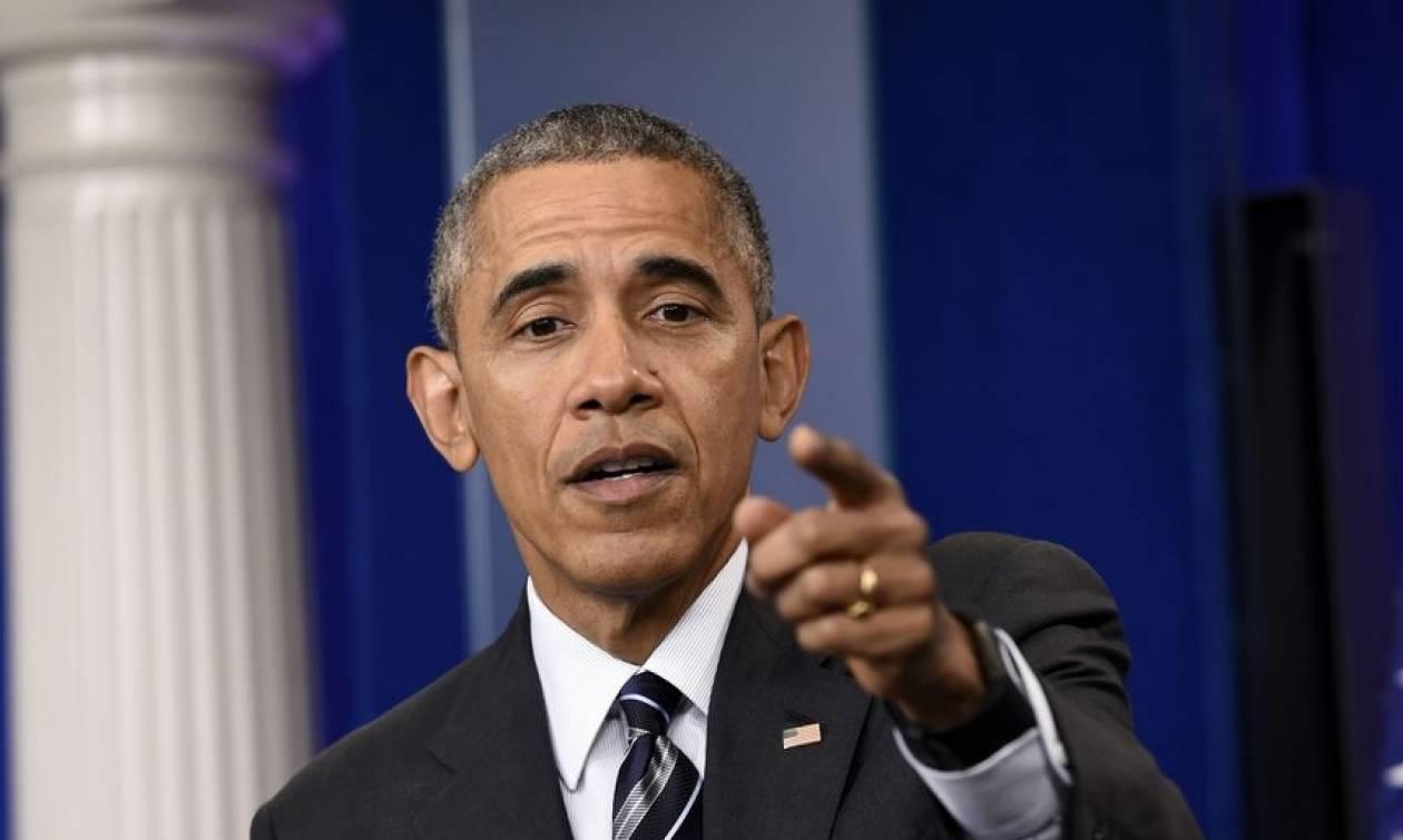 Ομπάμα: Ο ελληνικός λαός έχει αξιοθαύμαστη αντοχή – Η Ελλάδα θα βγει δυνατή
