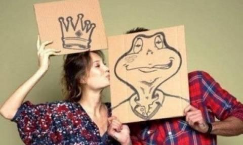 Τεστ για κορίτσια: Ποιος είναι ο πρίγκιπας βάτραχός σας;