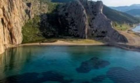 Πάτρα: Η μαγική παραλία που βρίσκεται μια ανάσα από την πόλη (video)
