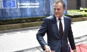 Σύνοδος Κορυφής: Τουσκ - Η Βρετανία να ενεργοποιήσει τη διαδικασία