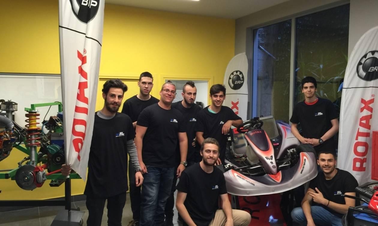 Αποκλειστική συνεργασία με την παγκόσμια εταιρεία ROTAX για τον Τομέα Μηχανολογίας ΙΕΚ ΞΥΝΗ Αθήνας