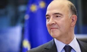 Μοσκοβισί: Η Ελλάδα είναι χώρα που μπορείς πλέον να εμπιστευτείς