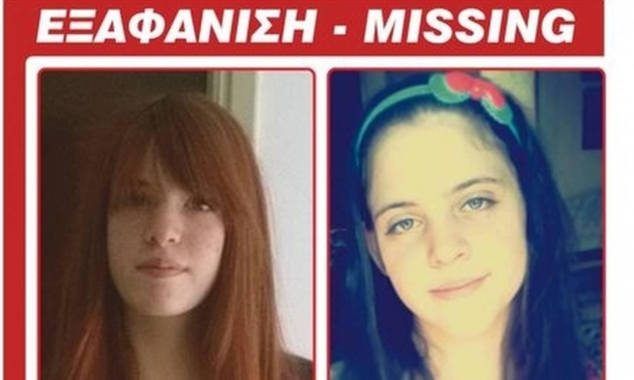 Αίσιο τέλος για τα δύο κορίτσια που εξαφανίστηκαν από την πλατεία Αττικής