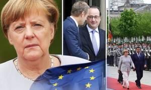 ΑΠΟΚΑΛΥΨΗ: Σχεδιάζουν ευρωπαϊκό υπερκράτος (vid)
