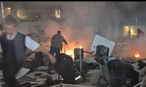 Νέο μακελειό στην Κωνσταντινούπολη: Βομβιστές αυτοκτονίας έσπειραν τον θάνατο (pics+vids)