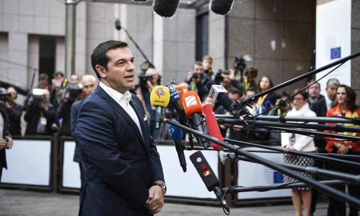 Σύνοδος Κορυφής: Τσίπρας – Σοκ ιστορικών διαστάσεων το Brexit