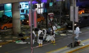Βίντεο ντοκουμέντο: Η στιγμή που ο βομβιστής ανατινάσσεται στο αεροδρόμιο Ατατούρκ