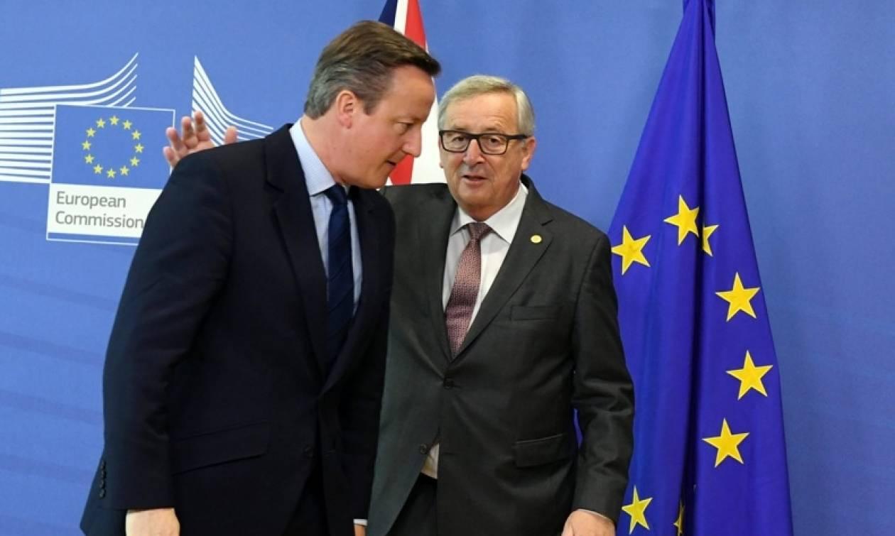 Σύνοδος Κορυφής - Καρφιά και αιχμές Γιούνκερ για Brexit: Θέλουν να φύγουν, αλλά… παραμένουν!
