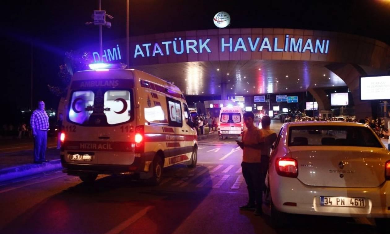 Επίθεση Κωνσταντινούπολη: Τούρκοι υπήκοοι οι περισσότεροι νεκροί στο «Ατατούρκ» (video)