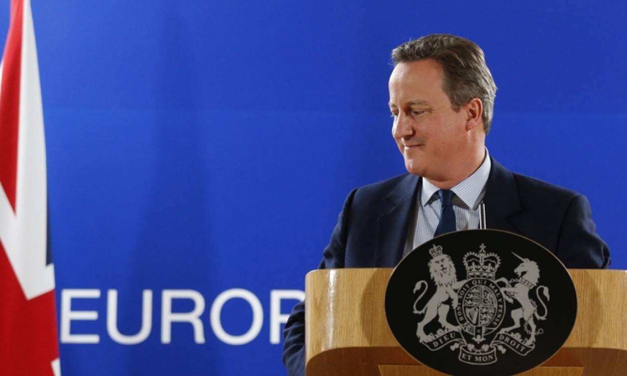 Σύνοδος Κορυφής - Κάμερον: Βρετανία και ΕΕ πρέπει να αναζητήσουν τη στενότερη δυνατή σχέση