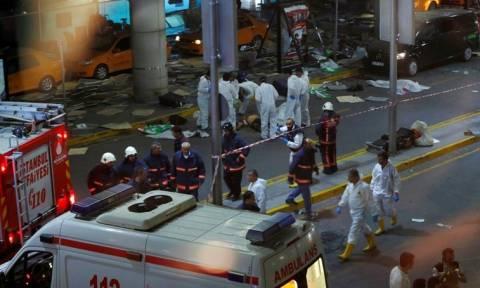 Επίθεση Κωνσταντινούπολη: «Τρέξτε να σωθείτε» - Νέο συγκλονιστικό βίντεο