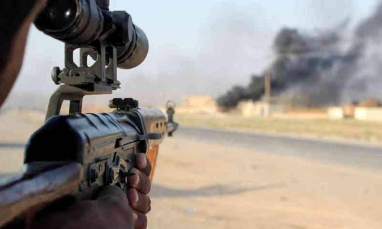 Συρία: Σφοδρές μάχες με τους τζιχαντιστές στη στρατηγικής σημασίας πόλη Αλ Μπουκαμάλ (Vid)