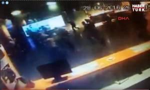 Επίθεση Κωνσταντινούπολη: Νέο συγκλονιστικό βίντεο από τη στιγμή της έκρηξης